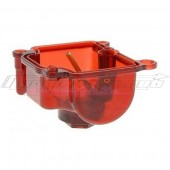 Cuve rouge transparent STR8 pour carburateurs PWK