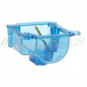 Cuve transparente bleu STR8 pour carburateurs PWK