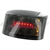 Feu AR + clignotants à led Tun'R black Booster 04