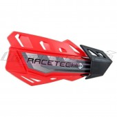Protèges mains Racetech FLX rouge CRF
