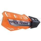 Protèges mains Racetech FLX orange KTM
