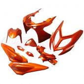 Kit carrosserie STR8 Nitro / Aerox ap.13 orange