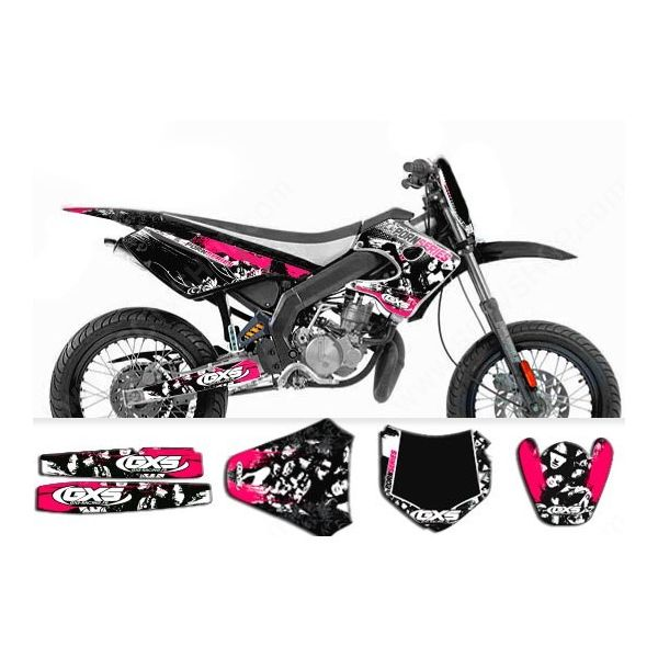 pin kit deco derbi on