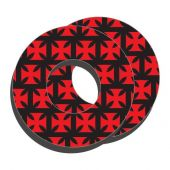 Donuts Factory Effex Iron Crosses