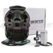 Cylindre piston Motoforce Black Series Derbi Euro 3